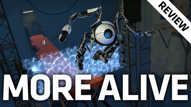 Portal 2 Is The Better Portal, But You Better Bring A Friend
