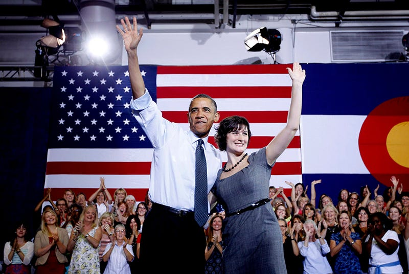 Sandra Fluke Is Running for Congress Because She Can and You Can't