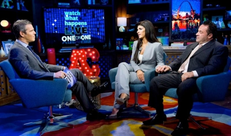 Teresa Giudice Can't Believe Her Bad Decisions Have Legal Consequences