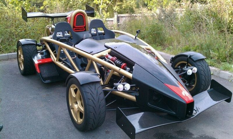 Ariel Atom 500: A V8-Powered Mirth Machine