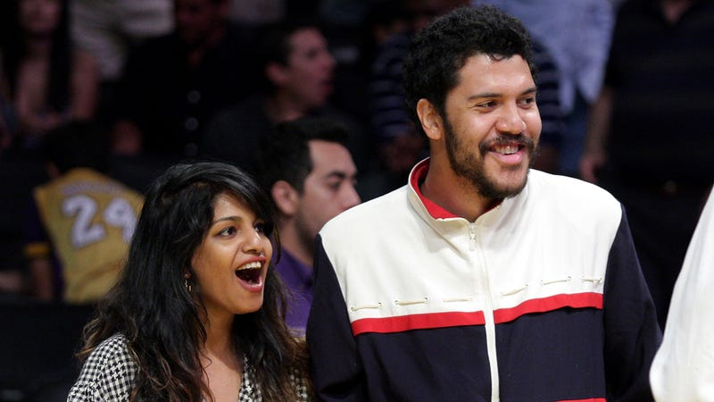 M.I.A.'s Fiancé on Date with 'Very Pretty Black Girl,' According to Paper's Email Screw-Up