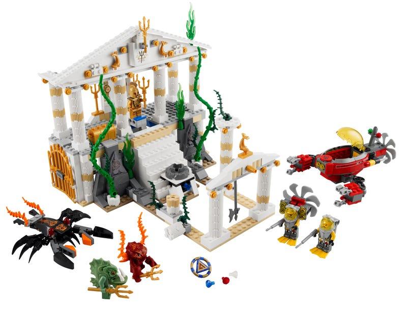 Lego Atlantis 2011 Gallery