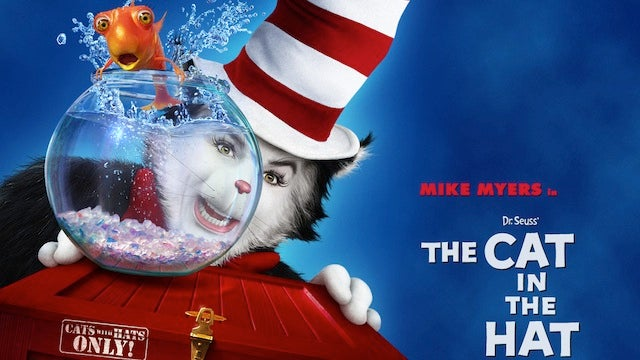 The Cat in the Hat comes back to the big screen, this time in CG