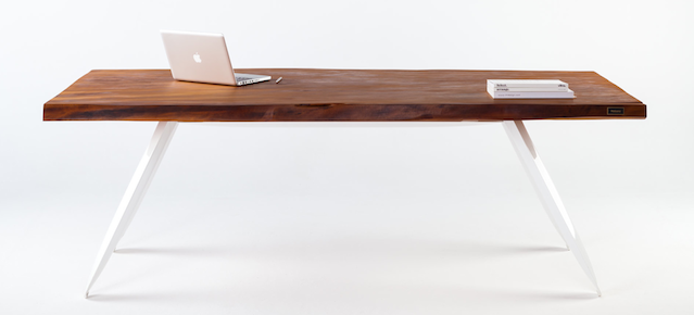 This Table Is Made From the Wood of 50,000-Year Old Trees