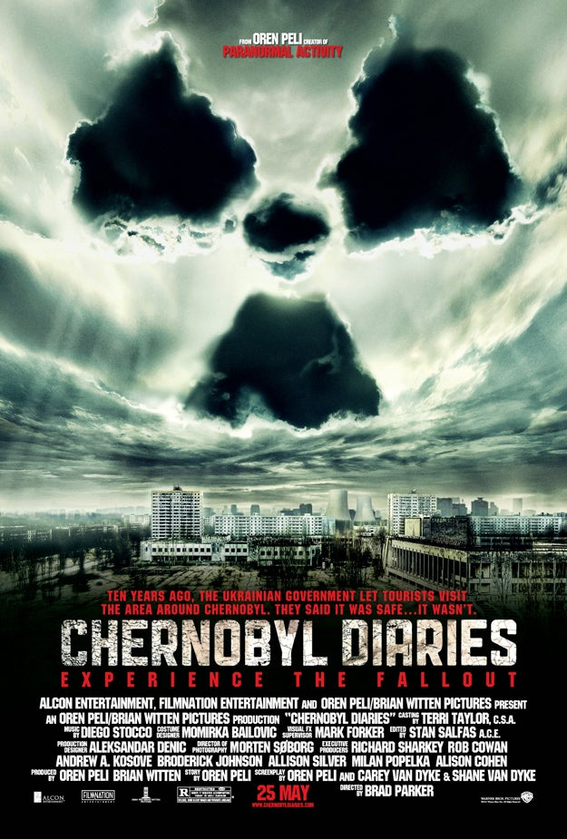 First Look at The Chernobyl Diaries
