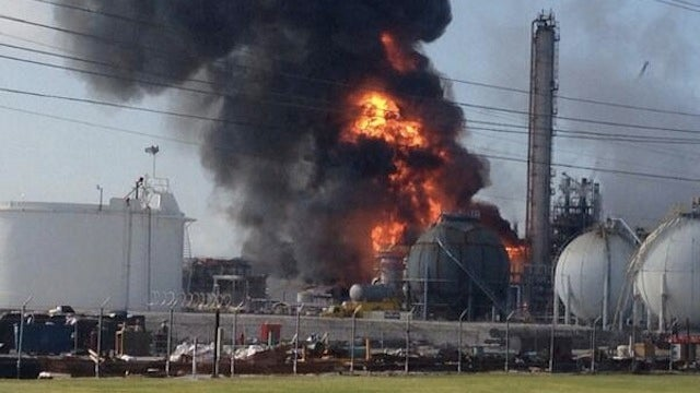 Chemical Plant Explosion in Louisiana, Multiple Injuries Reported