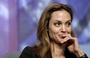 UK Tabs Claim Angelina Is With Child