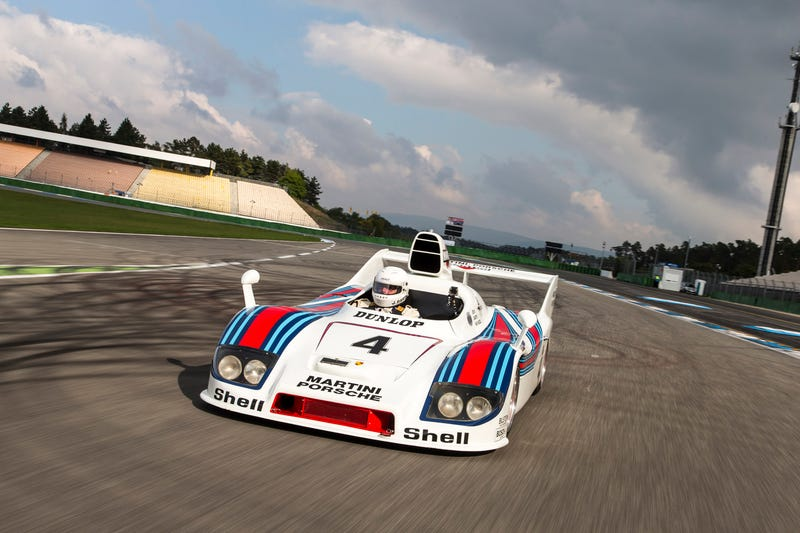 Here Are Some Classic Le Mans Porsche Wallpapers, You're Welcome!
