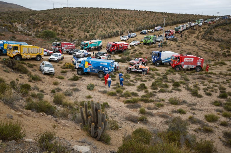How Much Is The Dakar Rally Really Doing Right By The Environment?