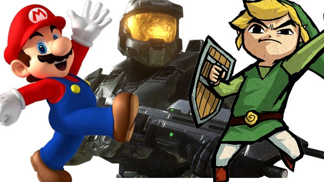 Are These The Top 50 Video Game Characters Of All Time?