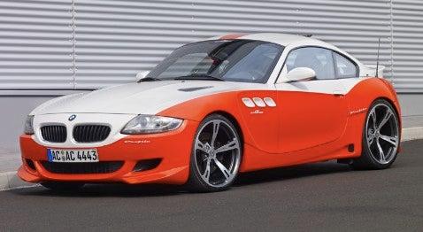 BMW Z4 Coupe, Tuned: AC Schnitzer Profile Concept