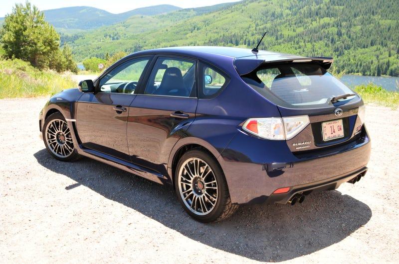 Mega-Gallery: 2011 Subaru Impreza WRX STI