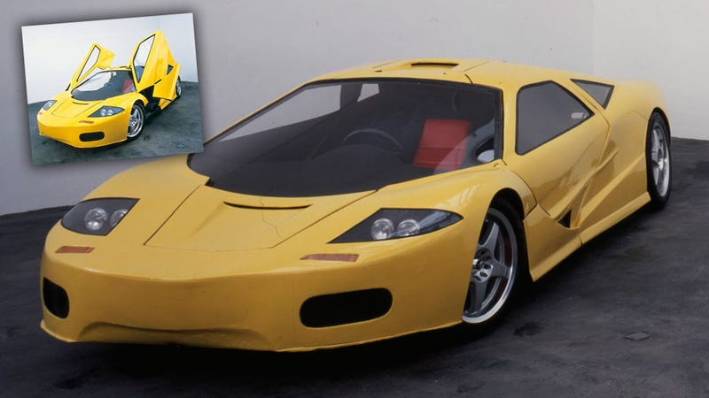 These Amazing Thai Knockoff Supercars Might Be The Greatest Car-Art Projects Ever