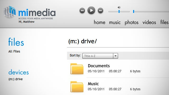MiMedia Cloud Media Service Offers 7GB Free Storage, Not Quite Ready Yet
