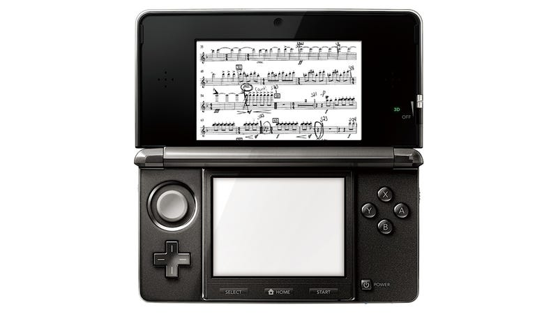 The Many Melodies of the Nintendo 3DS