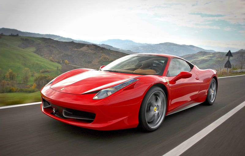 Ranked Top 5: The Prettiest Ferrari's Ever Made