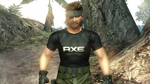 Metal Gear Solid: Peace Walker Tie-Ins