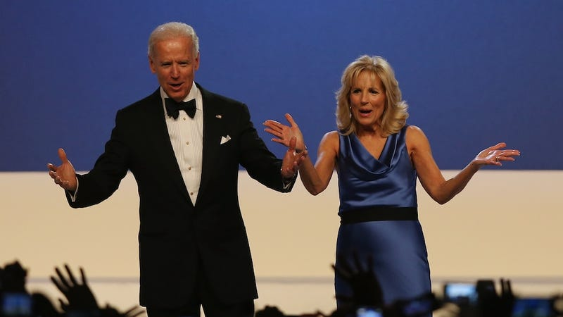 Cancel Your April Fool's Prank Because Jill Biden Wins Forever