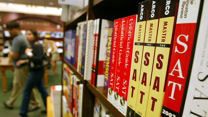 Your SAT Score Might Keep You From Getting That New Job