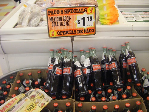 Mexican Coke Might Not Actually Be Different from Regular Coke