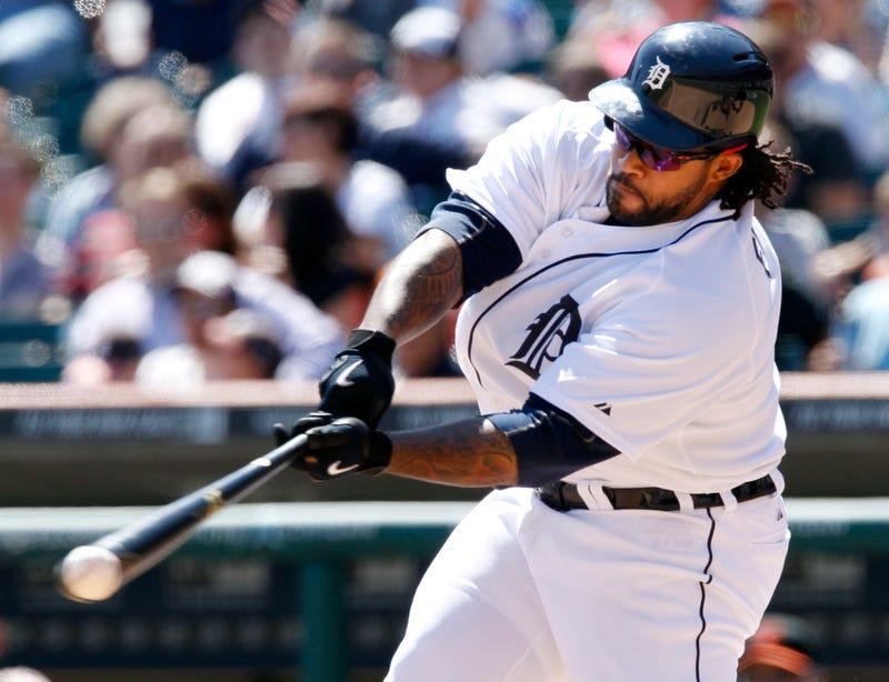 Prince Fielder Hit A Baseball Very, Very Hard