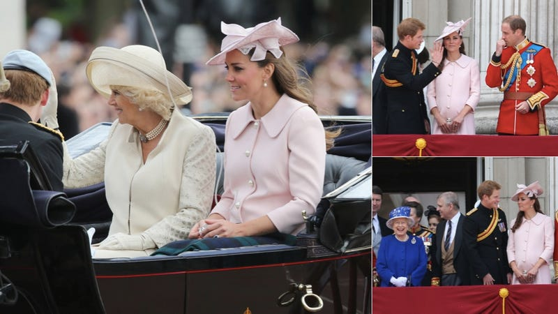 A Final Glimpse Of Her Royal Knocked-Upness Kate Middleton