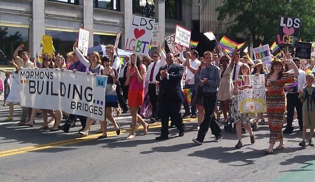 Mormons March Against Bigotry in Annual Utah Pride Parade
