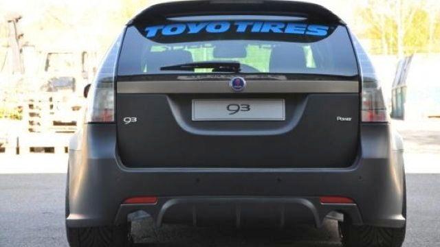 How a Swede built a Viper-powered Saab wagon