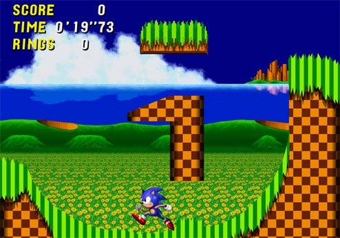 Sonic 2 HD Tech Demo Released, Requires Serious Blast Processing
