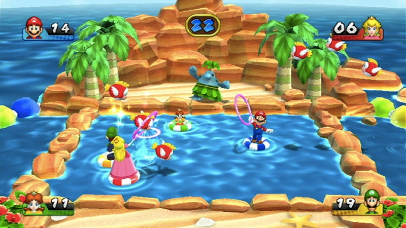 Mario Party Will Party Once Again