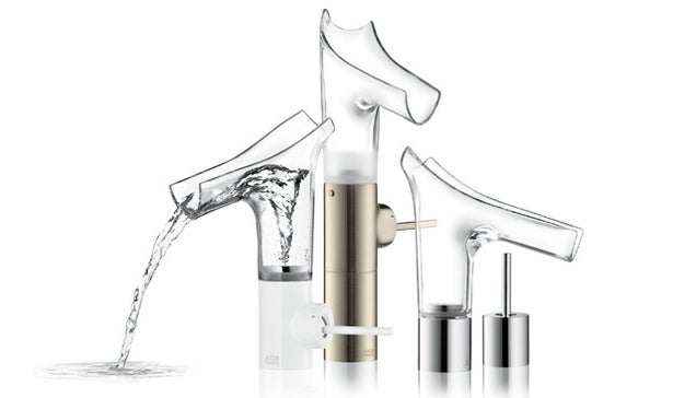 A Vortex Faucet Adds Much Needed Excitement To Washing Your Hands