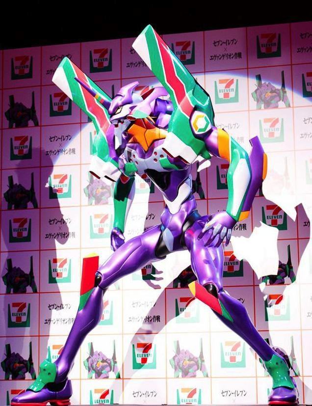 I Can't Believe These $18,000 Evangelion Statues Sold Out in Minutes