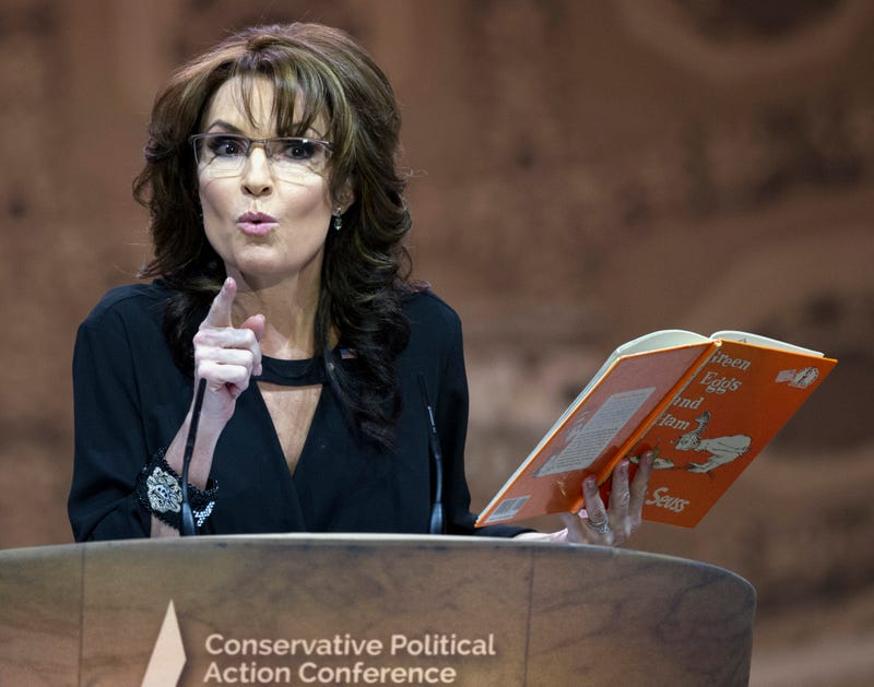 Sweet Jesus, Sarah Palin May Be Running for Senate This Year