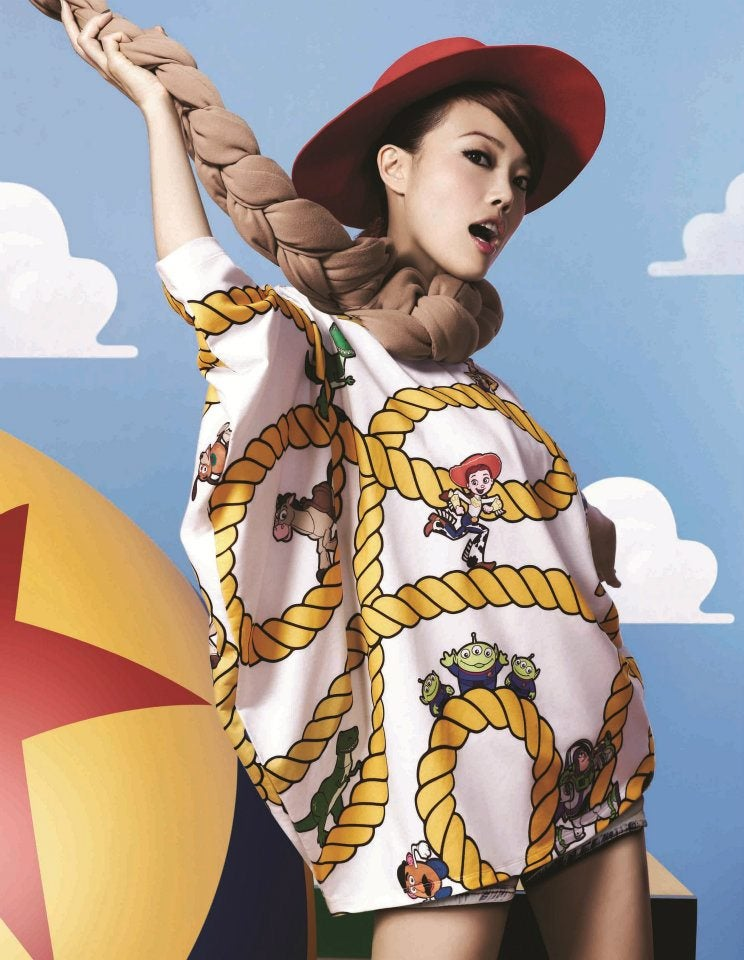The Hong Kong Toy Story fashion show you never knew you wanted