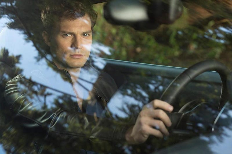 Shocking First Photo of Fifty Shades' Christian Grey Shows a Man