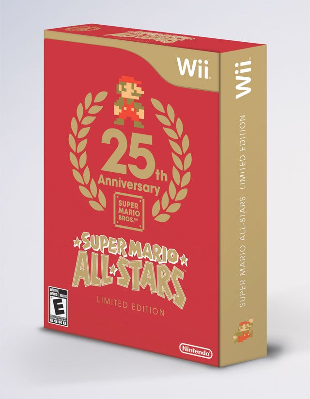 One Last Chance To Own Super Mario All-Stars For Wii