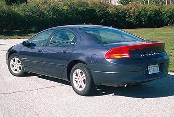 Apparent Spike in Chrysler LH Platform Vehicle Resale Values