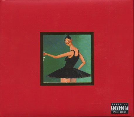 Kanye West - My Beautiful Dark Twisted Fantasy - Music