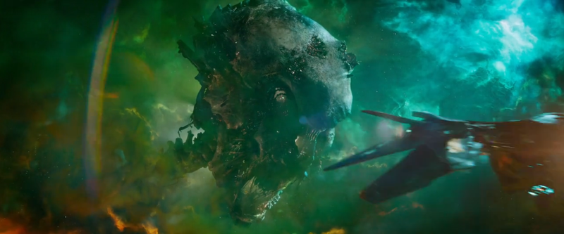 All The Wildest Secrets In The New Guardians of the Galaxy Trailer