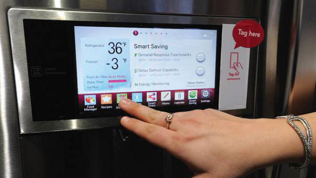Hacked fridge sends out malicious emails in unprecedented cyber attack