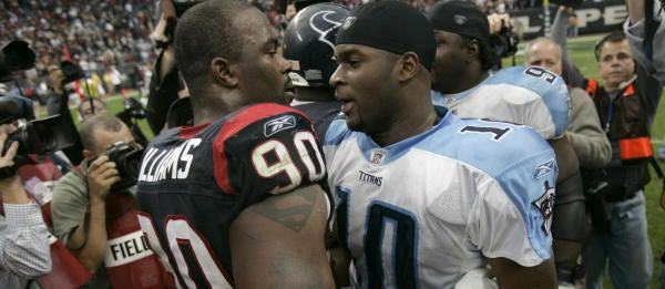 Despite Concerns of 'Suicide' Talk, Vince Young Says He's 'Not Depressed'