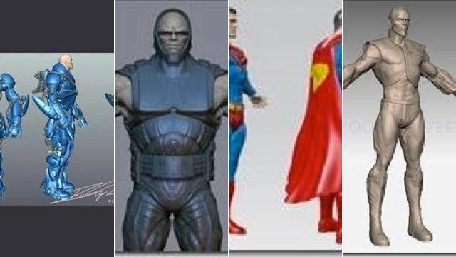 Here's Lex Luthor (and More Villains) from the Superman Video Game That Got Hit by Cancellation Kryptonite