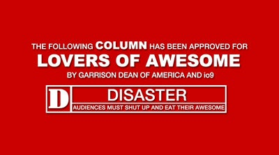 The Following Preview Has Been Rated D... For Disaster