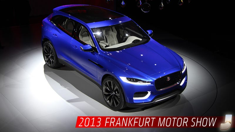I Told Jaguar I Know They'll Make The C-X17 Crossover After The Sedan
