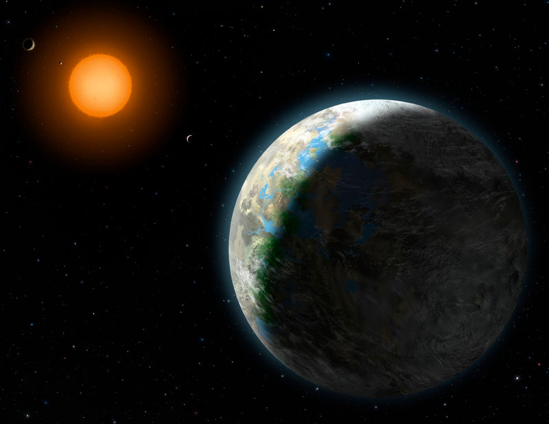 Astronomers have discovered a habitable planet 20 light years away
