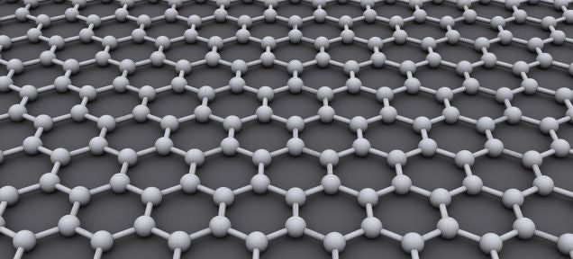 A Little Lead Can Make Graphene Magnetic