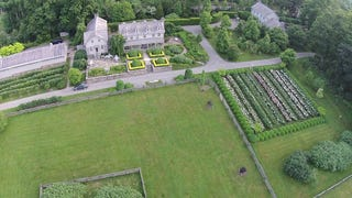 Martha Stewart Uses Her Drone to Shoot Her 153-Acre Farm, Just Like Us