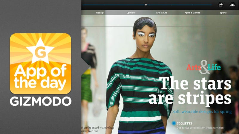 The Daily for iPad
