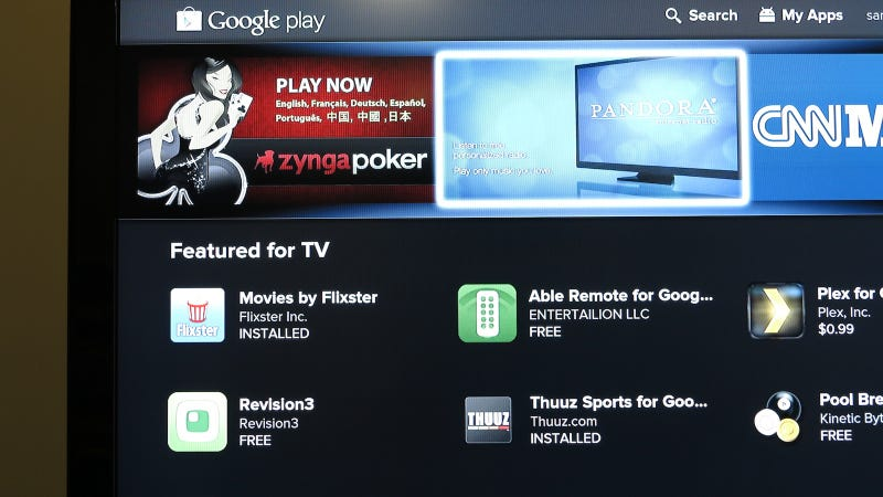 Sony NSZ-GS7 Review: Google TV Is Still Bad