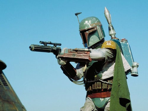 Live-Action Star Wars TV Will Satisfy Your Boba Fettish